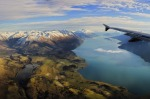 NZ613 – Auckland to Queenstown (Air New Zealand). This two-hour journey takes in almost everything that makes New ...