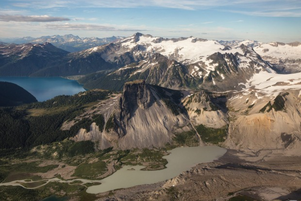 AC8889 – Vancouver to Whitehorse (Air Canada). There are actual, dedicated scenic flights that have nothing on this ...