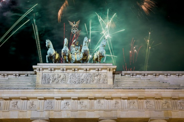 BERLIN: The German capital throws a huge festival stretching two kilometres from the Brandenburg Gate, attended by more ...