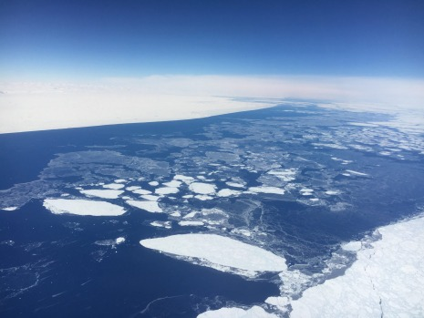 QF63 – Sydney to Johannesburg (Qantas). If you can't afford to take a dedicated scenic flight to Antarctica, there's ...