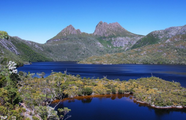 Let's start at the top...or at least very near the top, with Tasmania's fifth-highest mountain and arguably its most ...