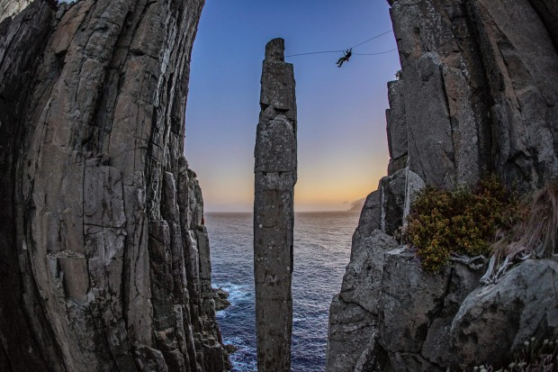 Few things excite rock climbers quite like thoughts of the Totem Pole. The needle-thin, 65-metre-high sea stack rises ...