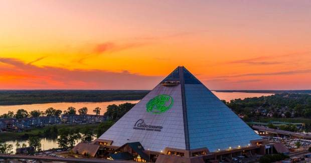 Big Cypress Lodge Memphis Review Pyramid Hotel Is One