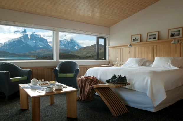Explora Patagonia, Chile: Walk into your room at this award-winning lodge and you could be forgiven for thinking it has ...