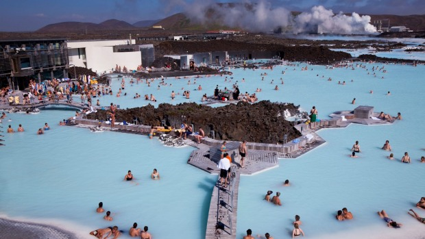 iceland tourism how the country became overrun with tourists
