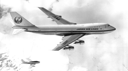 The Boeing 747: 'The plane that shrank the world'