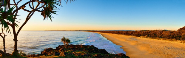 Australia's best beaches for 2018: No. 3 Dreamtime Beach, NSW.