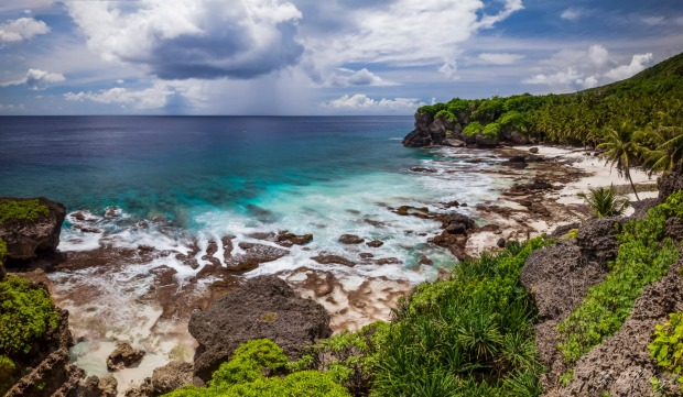 Australia's best beaches for 2018: No.9 Dolly Beach, Christmas Island.