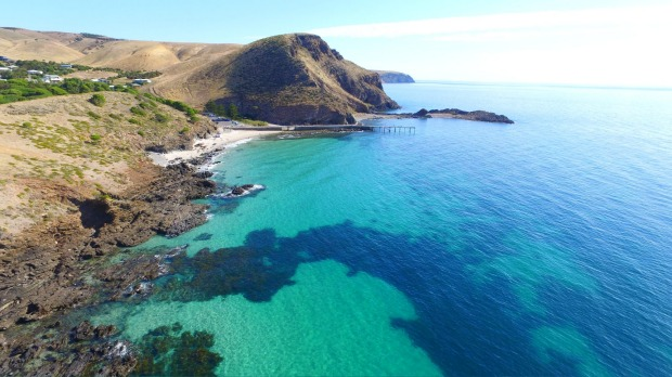 Australia's best beaches for 2018: No.10 Second Valley (SA).
