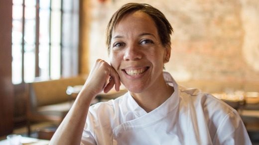 Nina Compton was named one of the 2017's best new chefs by US Food and Wine magazine.
