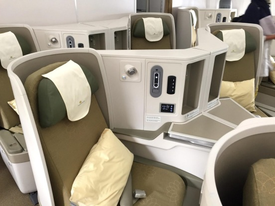 Vietnam Airlines: Boeing 787-9 Dreamliner business-class review Pictures of business class on vietnam airlines