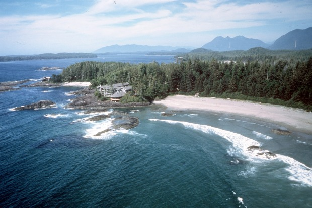 An iconic 76-room resort, located right in the middle of Tofino, Vancouver Island's surfing capital (yes, it's true), ...