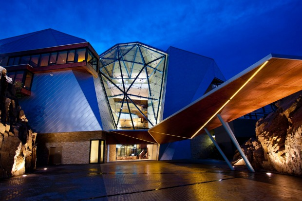 Sparkling Hill Resort, Okanagan Valley: An hour or so by air from Vancouver, the Okanagan Valley, a somewhat obscure ...