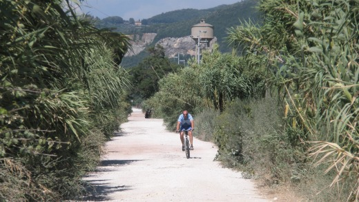 Many roads to Rome are unpaved.