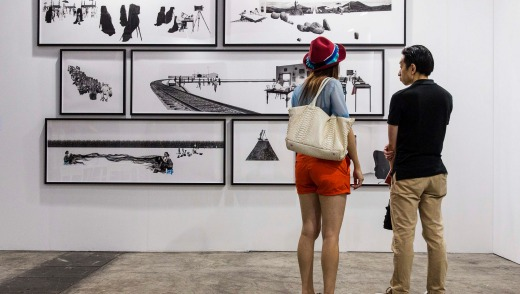 Witness Hong Kong's contemporary art scene during Art Basel in March.