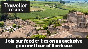 Bordeaux Traveller tour with Scenic pointer promo image