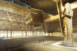 The Grand Egyptian Museum will house Tutankhamun's complete collection of between 4000 and 5000 artefacts.