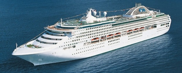 The Sea Princess will be sold off by Princess Cruises.