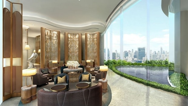 WALDORF ASTORIA, BANGKOK: Bangkok is proving a hot spot for glam new hotels and when the first Waldorf Astoria in Asia ...