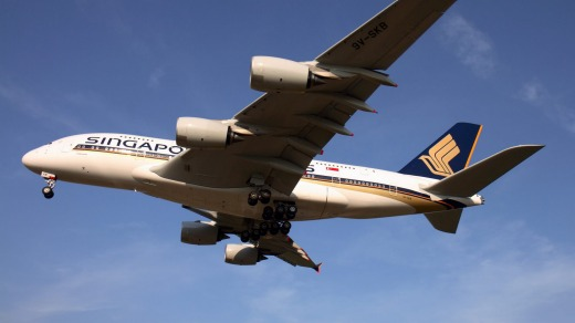 Singapore Airline's economy class remains among the best in class.