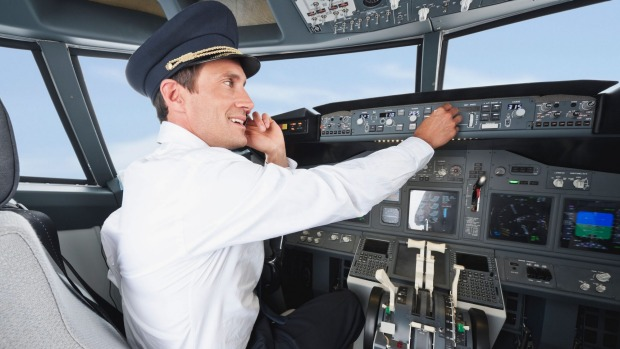 The pilot's seat must be fully operational before take-off.