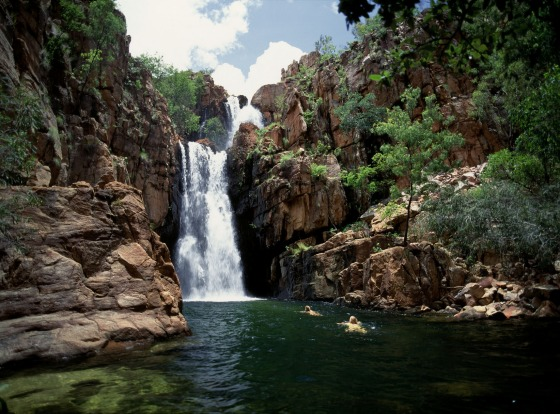 SOUTHERN ROCKHOLE- Never have swimmers had it so easy. Swap the four-kilometre (each way) hike for a ferry ride ($28 ...