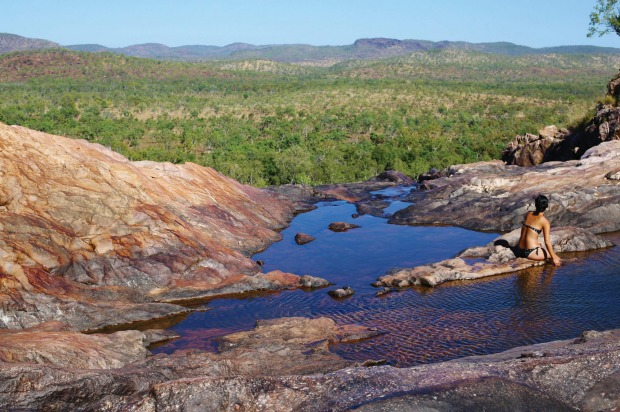 Northern Territory Swimming Holes And Waterfalls The Top