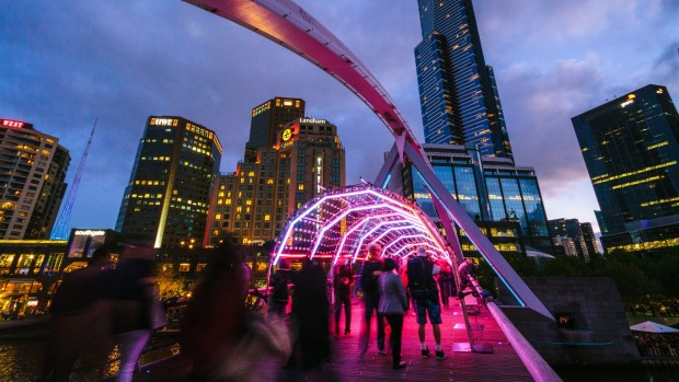Melbourne has got its nightlife right.