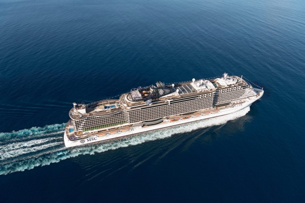 MSC Seaside.