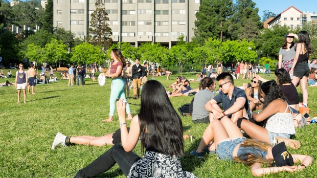 What it's like being an expat in Berkeley, California