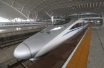 High speed train travel in China: In 2015, 910 million Chinese travelled by all forms of rail-more than twice the 415.4 ...