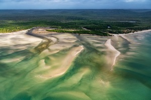 Punsand Bay, Cape York, Queensland.