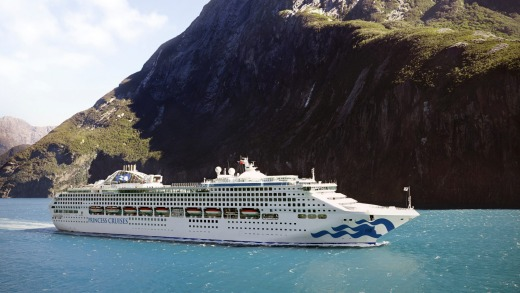 Fiordland tops surveys of favourite Pacific ports.