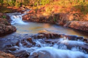 Buley Rockhole, Litchfield National Park, the Northern Territory.
