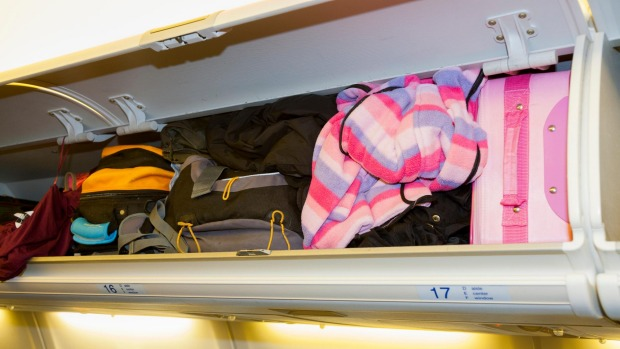 Really, why do some people need to travel with so much stuff?