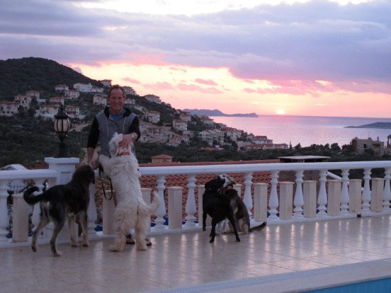 Pet-minding travel service: Couple travels the world for free