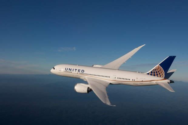 United Airlines flies the 787-9 Dreamliner on its Sydney-Houston route, the fourth longest commercial flight route in ...