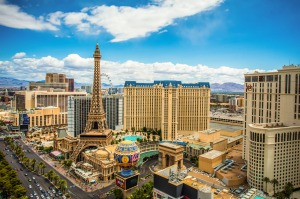 Las Vegas is among the most visited cities in the world.