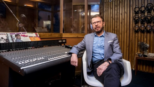 Bjorn Ulvaeus opened ABBA: Super Troupers.