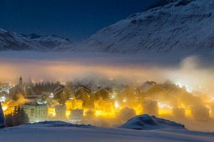 Andermatt is an up-and-coming ski resort in Switzerland, so get there before the crowds do.