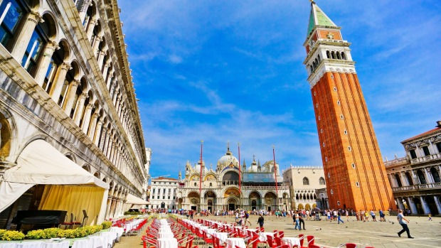 Restaurants Near San Marco Venice