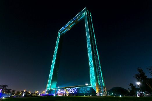 The Frame, Dubai.