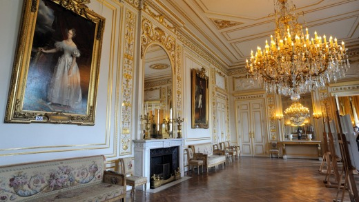 Belgium's royal palace.