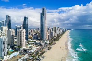 Fact for visitors: Locals don't really go to Surfers Paradise.