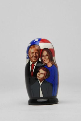 Obama Russian doll.