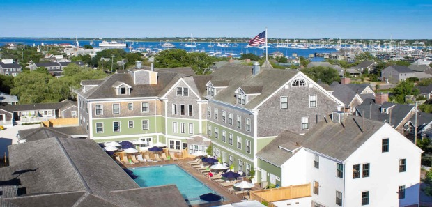 7.    The Nantucket Hotel & Resort – Nantucket, Massachusetts
