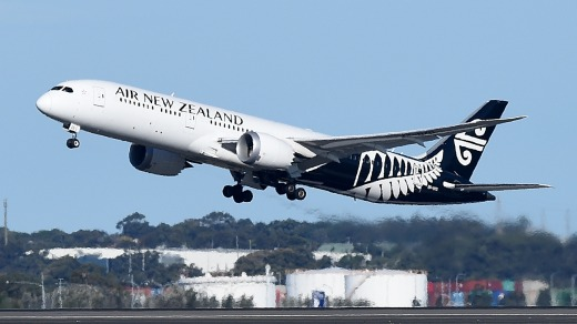 Air New Zealand has 13 Dreamliners in its fleet.