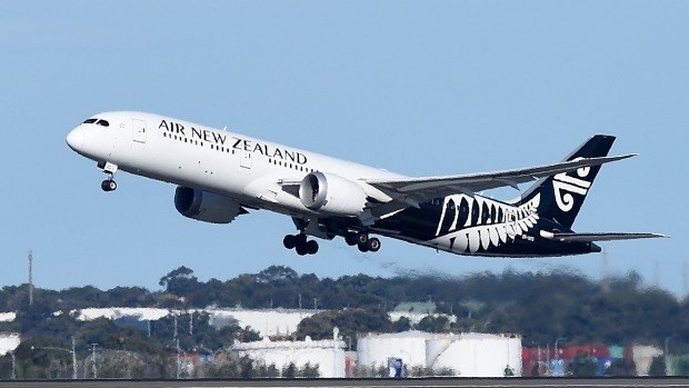 Air New Zealand will use Dreamliners on the route.