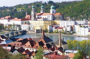 Uniworld's 10-day Enchanting Danube and Prague cruise travels from Budapest to Passau.