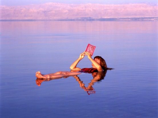The Dead Sea, Israel: The Dead Sea is by no means the prettiest lake in the world, but it's not necessarily the views ...